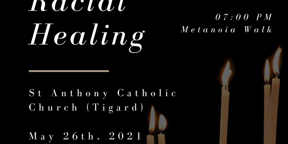 Vigil for Racial Healing