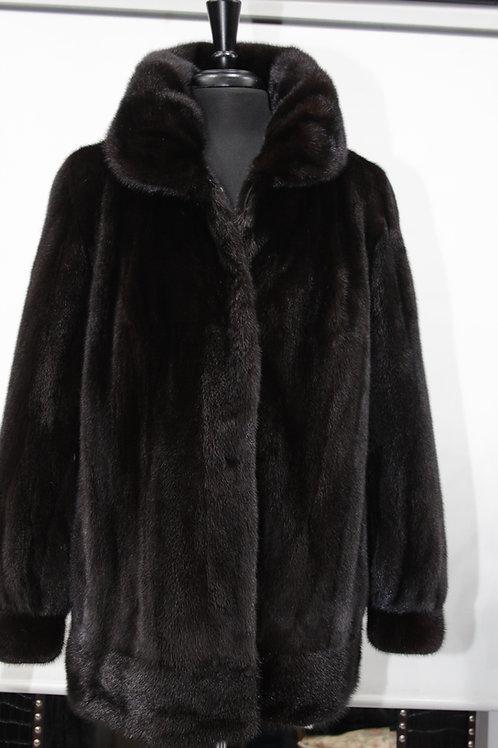 Mink Coat D