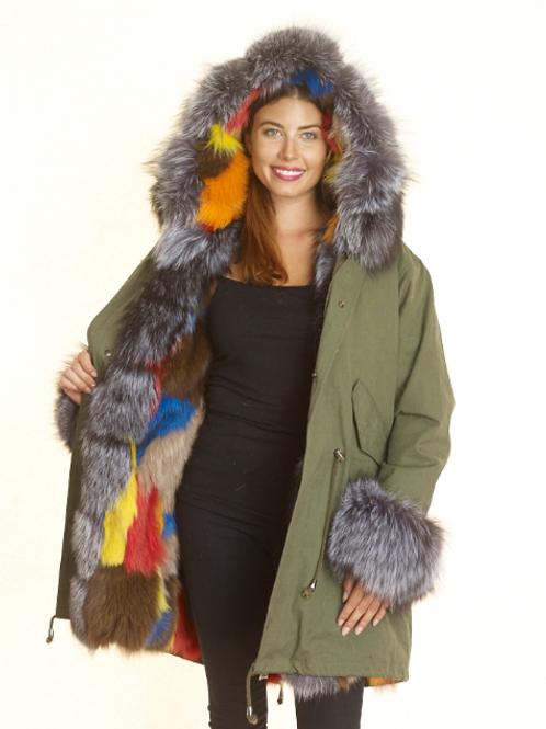 Parker Coat 1
