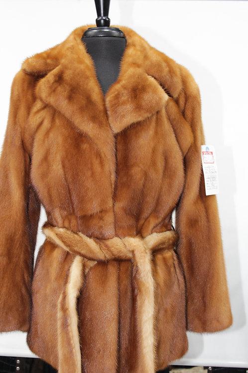 Mink Fur Coat C