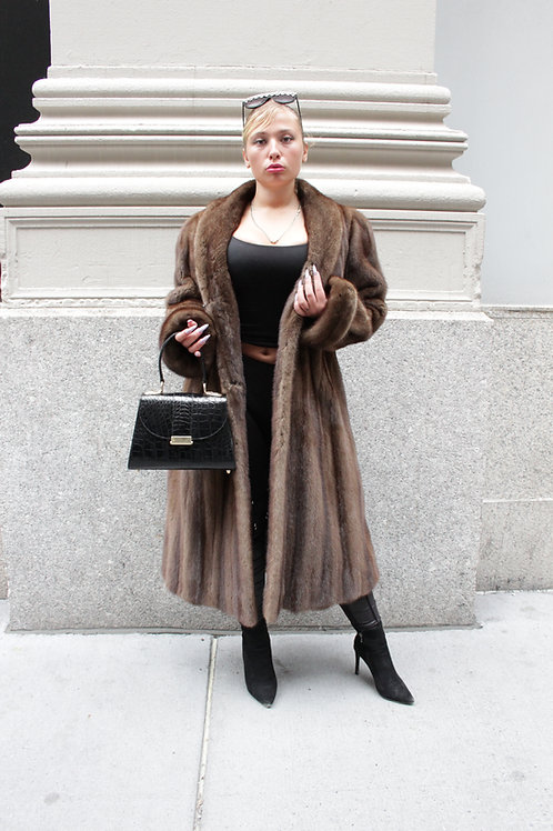 Mink Fur Coat B