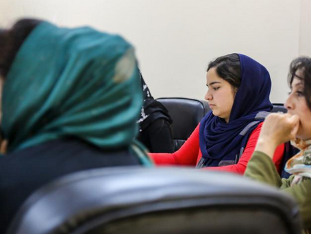 Advancing Women's Higher Education in Afghanistan