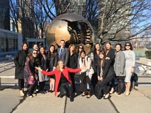 SAIS Women Lead at the UN