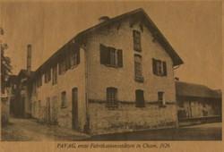 1926 - Pavag