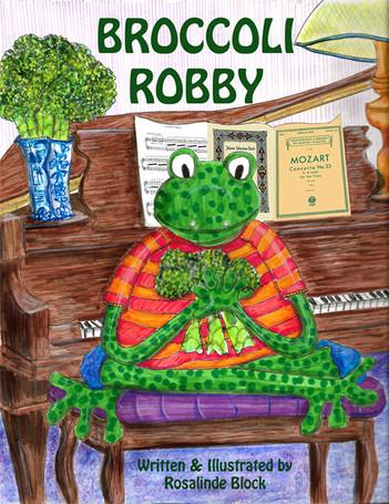 BROCCOLI ROBBY