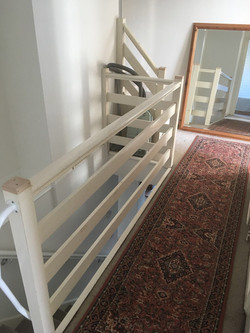 Staircase and landing 'before'