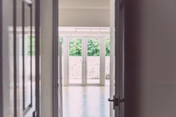 Doors to patio 'after'