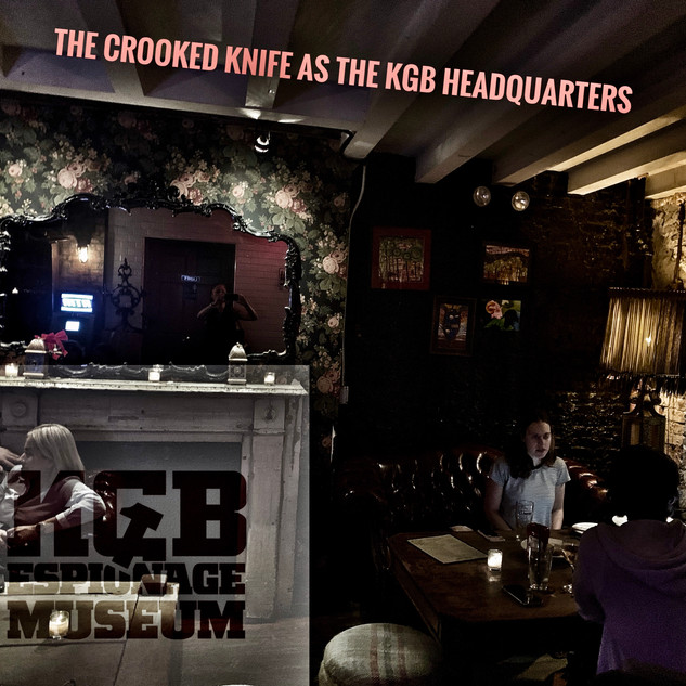 The Crooked Knife