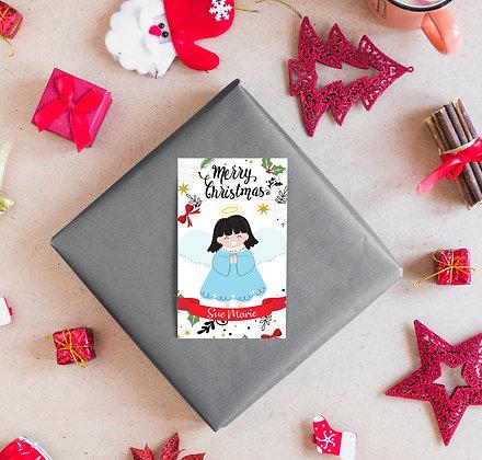 Tarjeta Navidad - Angelito