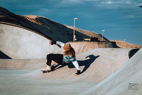 2020.01.09 Seignosse-Lola Fournie SkateP