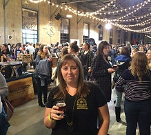 Jenn @ SOBDL Canada's All Ladies Beer Festival