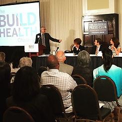 BUILD Health Challenge Social Media Support