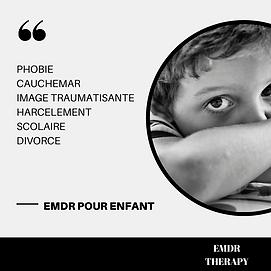 EMDR POUR ENFANT Art Society of Beauray