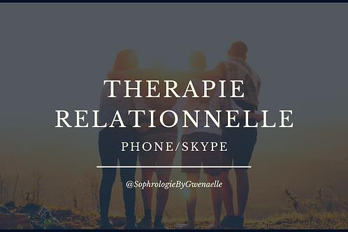 Séance de Thérapie relationnelle