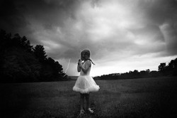 childhood black & white