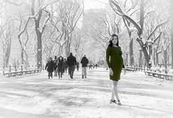 Pregnancy Photo Shoot Central Park