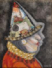 Ramon Carulla painting RECUERDOS X