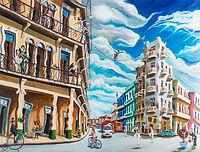 Ariel Celestino Hernandez Cuban Artist