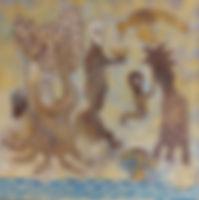 Manuel Mendive Cuban Artist