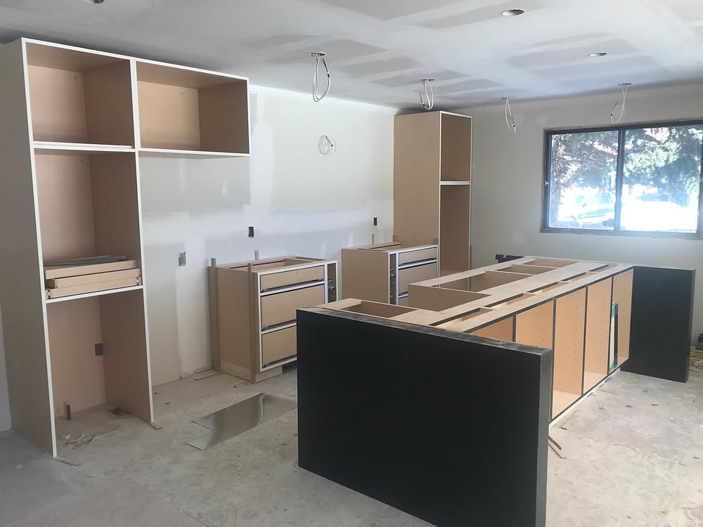 custom kitchen renovation calgary