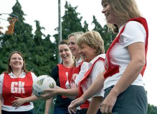 East Cambridgeshire has it's first Walking Netball club