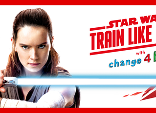 Train like a Jedi
