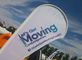Let's Get Moving Cambridgeshire