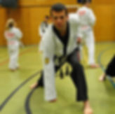 Richard Monkcom - Taekwondo Teacher