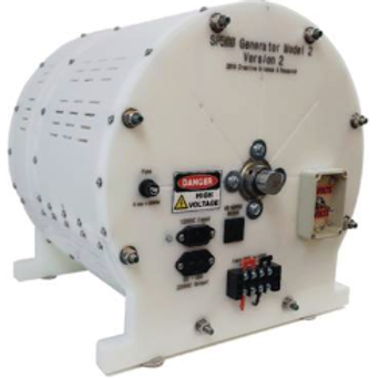 Fuelless Engine M3 / SP500 AC Generator