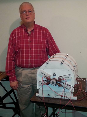 satisfied customer who built fuelless engine