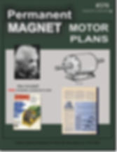 Pemanent magnet motor plans by fuelless power