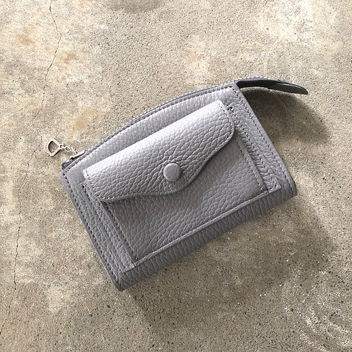 BRICK Wallet-Small/GRAY
