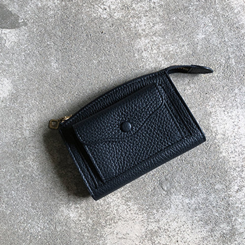 BRICK Wallet-Small/BLACK