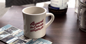 Re Stock-Around the Corner Diner Mug Cup