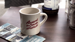 Re Stock-Around the Corner Diner Mug Cup