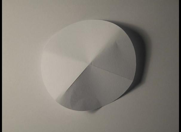 Folded Clock