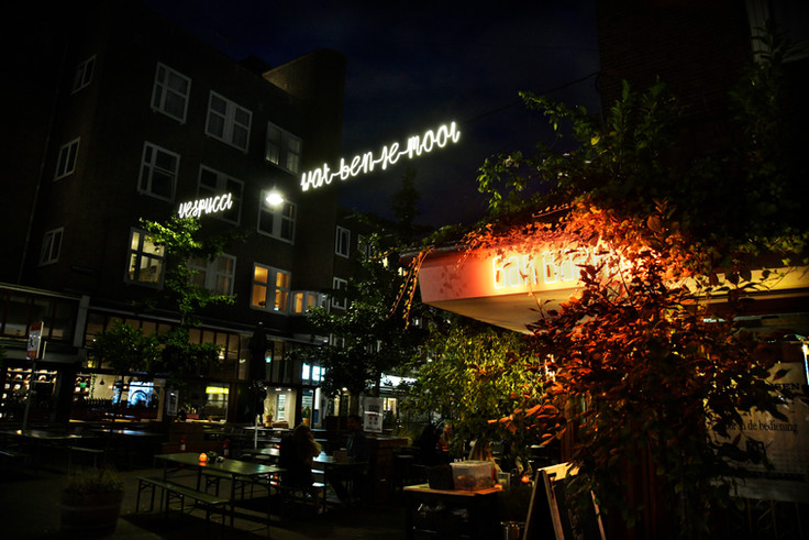 Street Sentence, Amsterdam West