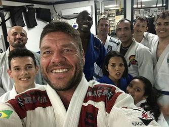 Jorge Pereira Jiu Jitsu BJJ Rio Heroes in Miami Beach