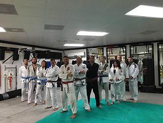 Jorge Pereira Jiu Jitsu BJJ Rio Heroes in Miami