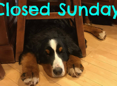 Closed Sunday