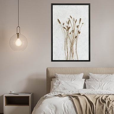 Dried Botanicals Wall Art Print 2