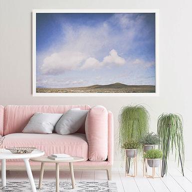 Tankwa Karoo Landscape Photography Print