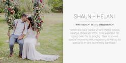 Shaun + Helani Desktop Testimonial