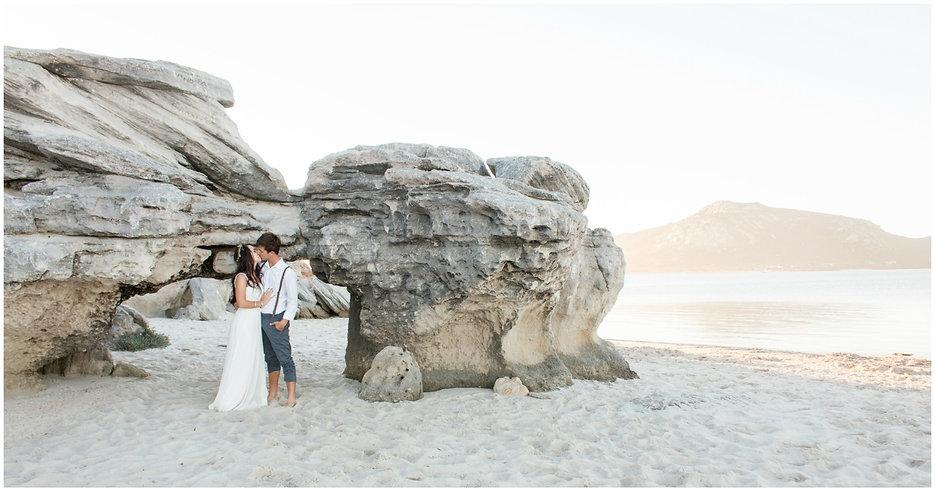 west coast national park, geelbek restaurant wedding, beach, langebaan wedding