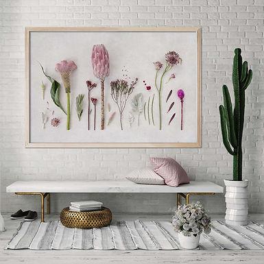 Ethereal Botanicals | Single Print