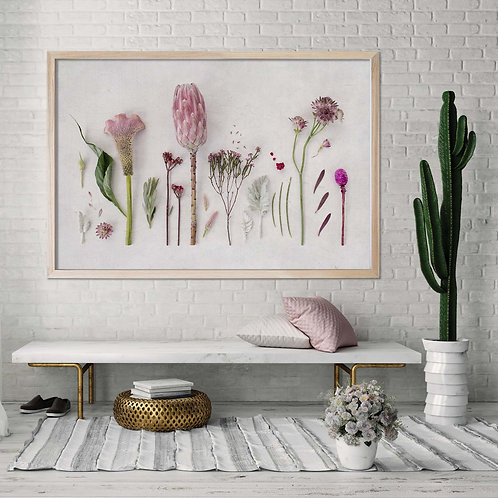 Ethereal Botanicals | Single Print