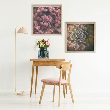 Dreamy Botanicals Print Set
