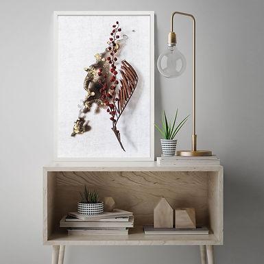 Abstract Nature Wall Art Print 3