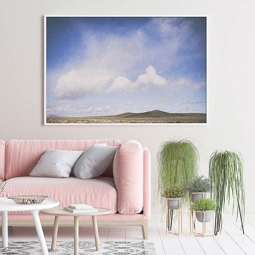 tankwa karoo landscape wall art print