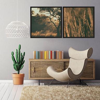 Kalahari Print Set